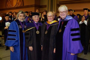 Persuasion Is Necessary Part of Lawyering Minow Tells Graduates
